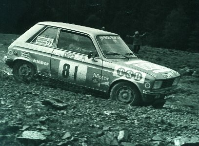 104 ZS WELSH RALLY 1977