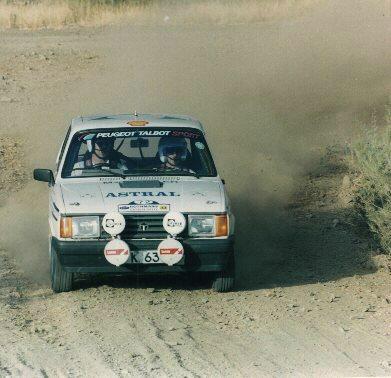 1988 CYPRUS RALLY